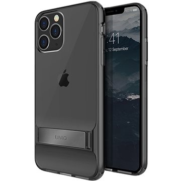 Uniq Cabrio Hybrid iPhone 11 Pro Crystal Grey Tinted (UNIQ-IP5.8HYB(2019)-CABSMK)