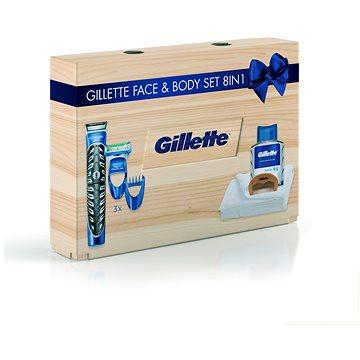 GILLETTE Wood Box (7702018536870)
