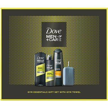 DOVE Men+Care Active Fresh Box se sportovním ručníkem (8710847975226)