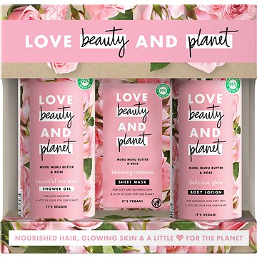 LOVE BEAUTY AND PLANET Premium Set (8710522843062)