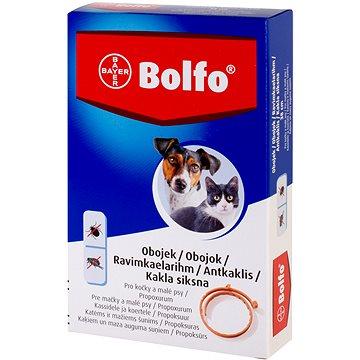 Bolfo 1,234 g medikovaný obojek pro kočky a malé psy (4007221035183)