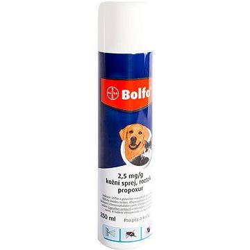 Bolfo 2,5 mg/g kožní sprej, roztok (4007221015970)