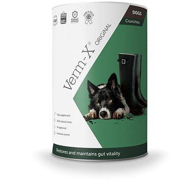 Verm-X Přírodní granule proti střevním parazitům pro psy 100g (5060126300052)