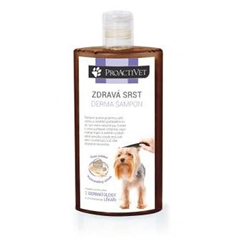 Proactivet Zdravá srst Derma šampon 250 ml (8594184971123)