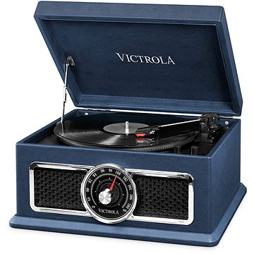 Victrola VTA-810B modrý (VTA-810B-BLU-EU)