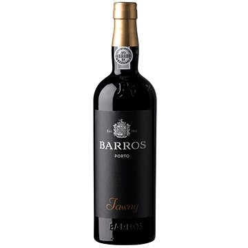 BARROS Tawny Porto 0,75l (5601194102683)