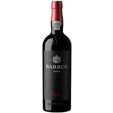 BARROS Ruby Porto 0,75l (5601194102829)