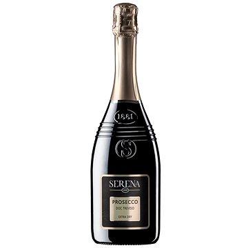 TERRA SERENA Prosecco Treviso Spumante Extra Dry 0,75l 11% (8010719015037)
