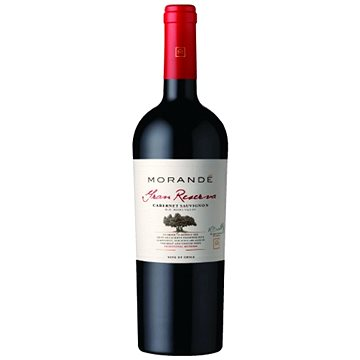 VIŇA MORANDE Cabernet Sauvignon Gran Reserva 2014 0,75l (7804449111005)