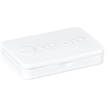 Vitility 90610060 Chytrá krabička na léky s App bílá (90610060)