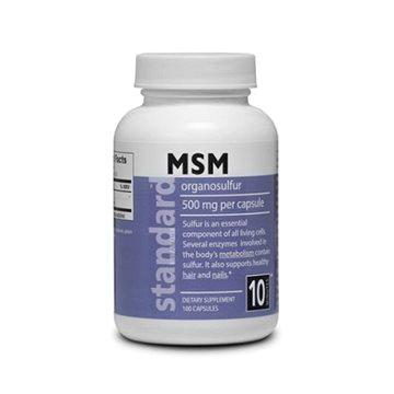MSM - organosulfur, 500 mg, 60 kapslí (23781)