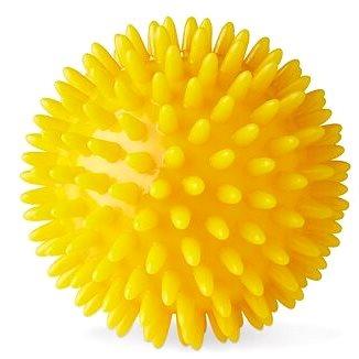Vitility VIT-70610120 Masážní míček střední, žlutý (70610120)