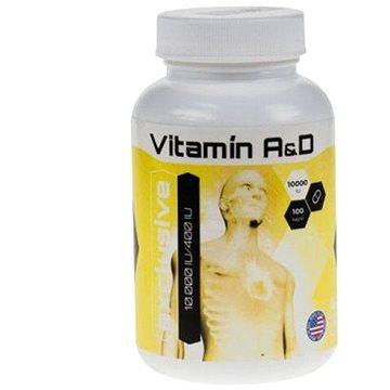 Vitamín A&D 10000/400 IU, 100 tablet (23748)