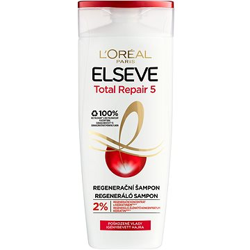 ĽORÉAL PARIS Elseve Total Repair 5 Shampoo 400 ml (3600521705827)