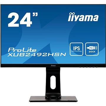 """24"""" iiyama ProLite XUB2492HSN-B1 (XUB2492HSN-B1)"""