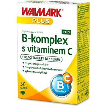 B-komplex PLUS s vitaminem C 30 tablet (8596024014304)