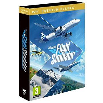 Microsoft Flight Simulator - Premium Deluxe Edition (4015918151023)