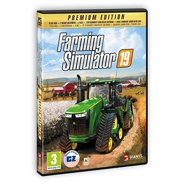 Farming Simulator 19: Premium Edition (4064635100067)