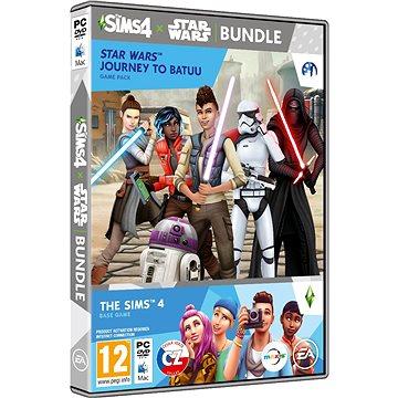 The Sims 4: Star Wars - Výprava na Batuu bundle (Plná hra + rozšíření) (5035224124268)