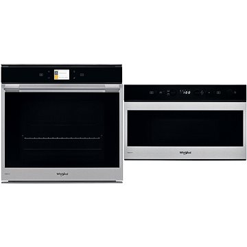 WHIRLPOOL W COLLECTION W9 OM2 4MS2 H + WHIRLPOOL W COLLECTION W9 MN840 IXL