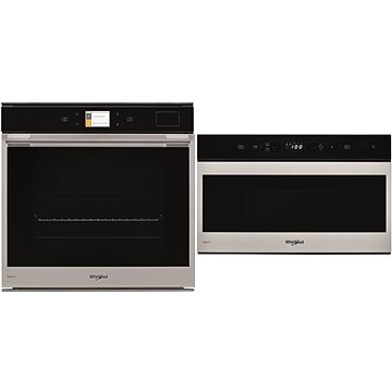 WHIRLPOOL W COLLECTION W9 OS2 4S1 P + WHIRLPOOL W COLLECTION W9 MN840 IXL