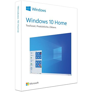 Microsoft Windows 10 Home CZ (FPP) (HAJ-00049)