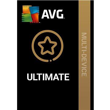 AVG Ultimate Multi-Device pro 10 zařízení na 12 měsíců (elektronická licence) (uld.10.12m)