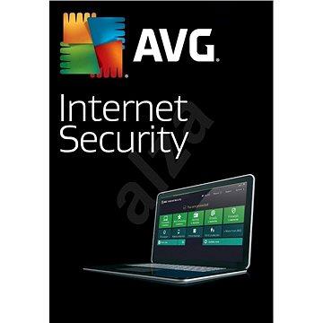 AVG Internet Security (elektronická licence)