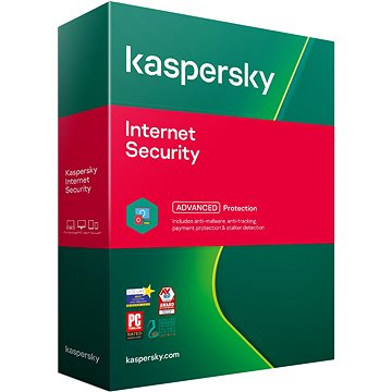 Kaspersky Internet Security (BOX)