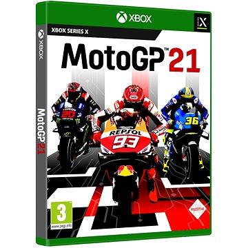 MotoGP 21 - Xbox Series X (8057168502589)