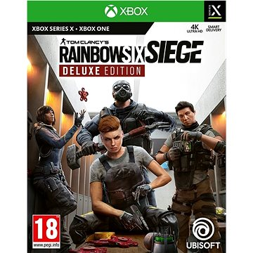 Tom Clancys Rainbow Six: Siege - Year 6 Deluxe Edition - Xbox (3307216204954)