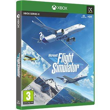 Microsoft Flight Simulator - Xbox Series X (8J6-00019)