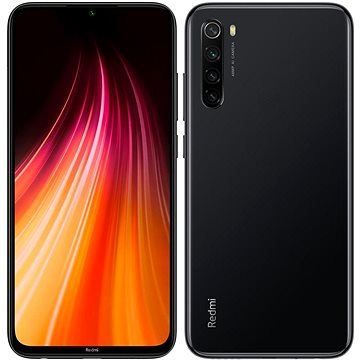 Xiaomi Redmi Note 8 128GB černá (30827)