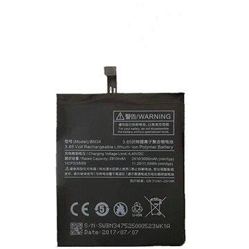 Xiaomi BN34 baterie 3000mAh (Bulk) (8596311022449)