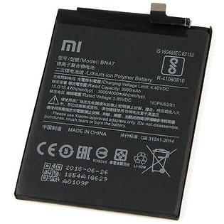 Xiaomi BN47 baterie 3900mAh (Bulk) (8596311032158)