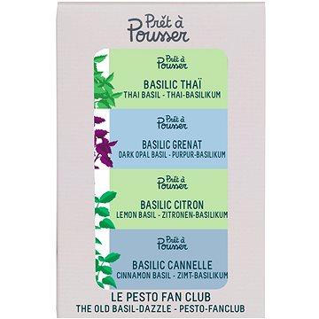Pret a Pousser Basil Pack (COCAPS4-1RE-PFC)