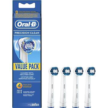 Oral-B náhradní hlavice Precision clean 4ks (4210201757771)