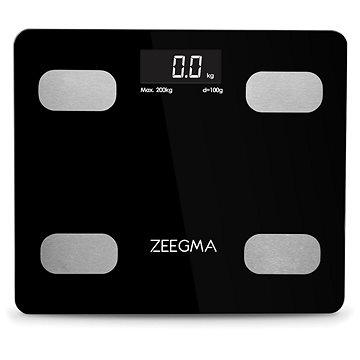 Zeegma Osobní váha GEWIT BLACK (105819)