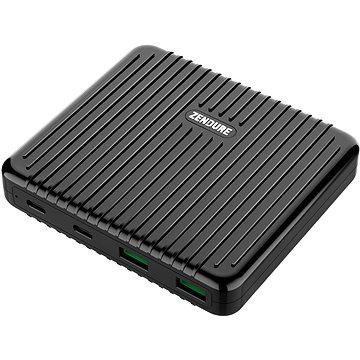 Zendure SuperPort 4 100W Desktop Charger with Dual PD Black (EU) (ZD4P90DPD-b-eu)