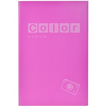 ZEP Fotoalbum color lila 300 10x15 (0109_0121C)