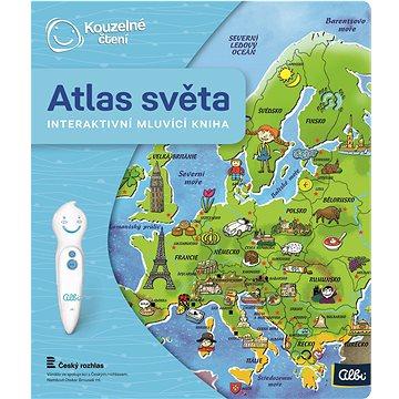 Kouzelné čtení - Atlas světa (9788087958018)