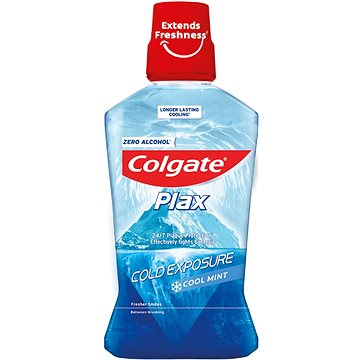 COLGATE Plax Cold Exposure 500 ml (8718951318656)