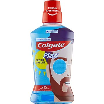 COLGATE Plax Fresh Smile 500 ml (8718951320833)