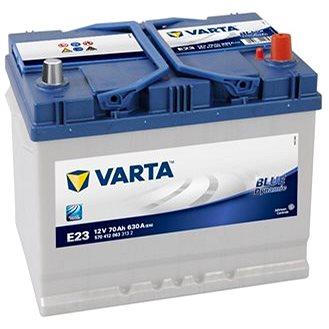 VARTA BLUE Dynamic 70Ah, 12V, E23 (E23)
