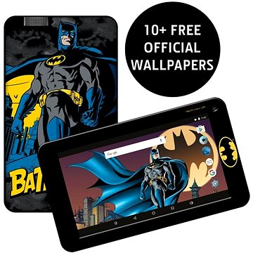 "eSTAR Beauty HD 7"" WiFi 2+16 GB Batman Warner Bros® (EST000065)"