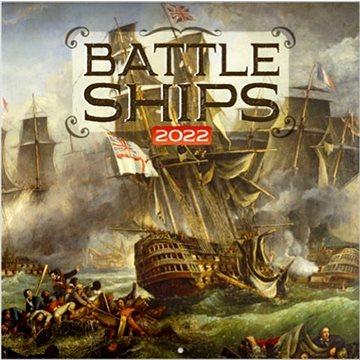 Poznámkový kalendář Bitevní lodě 2022