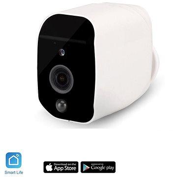 iQtech Smartlife BC01W, venkovní Smart Wi-Fi IP kamera bateriová, IP65 (iQTBC01W)