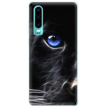 iSaprio Black Puma pro Huawei P30 (blapu-TPU-HonP30)