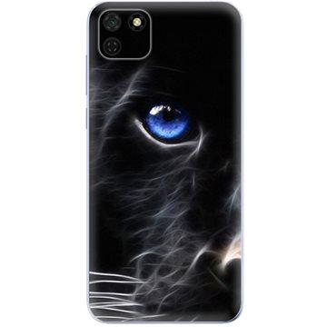 iSaprio Black Puma pro Huawei Y5p (blapu-TPU3_Y5p)