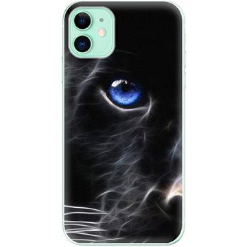 iSaprio Black Puma pro iPhone 11 (blapu-TPU2_i11)